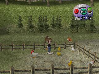 Samurai Nintendo Harvest Moon Another Wonderful Life